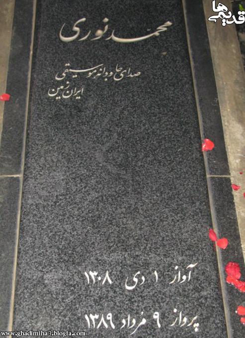 مزار محمد نوری